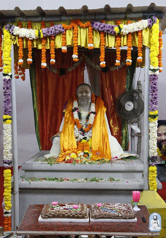 Guru Maharaj's Mahasamadhi, Adivarapupeta